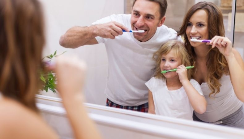 keeping your teeth good condition