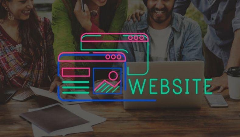 website design content